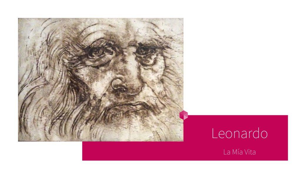 Leonardo Da Vinci | por C.J. Ruiz Colección Flor de Ziur | LA MIA VITA