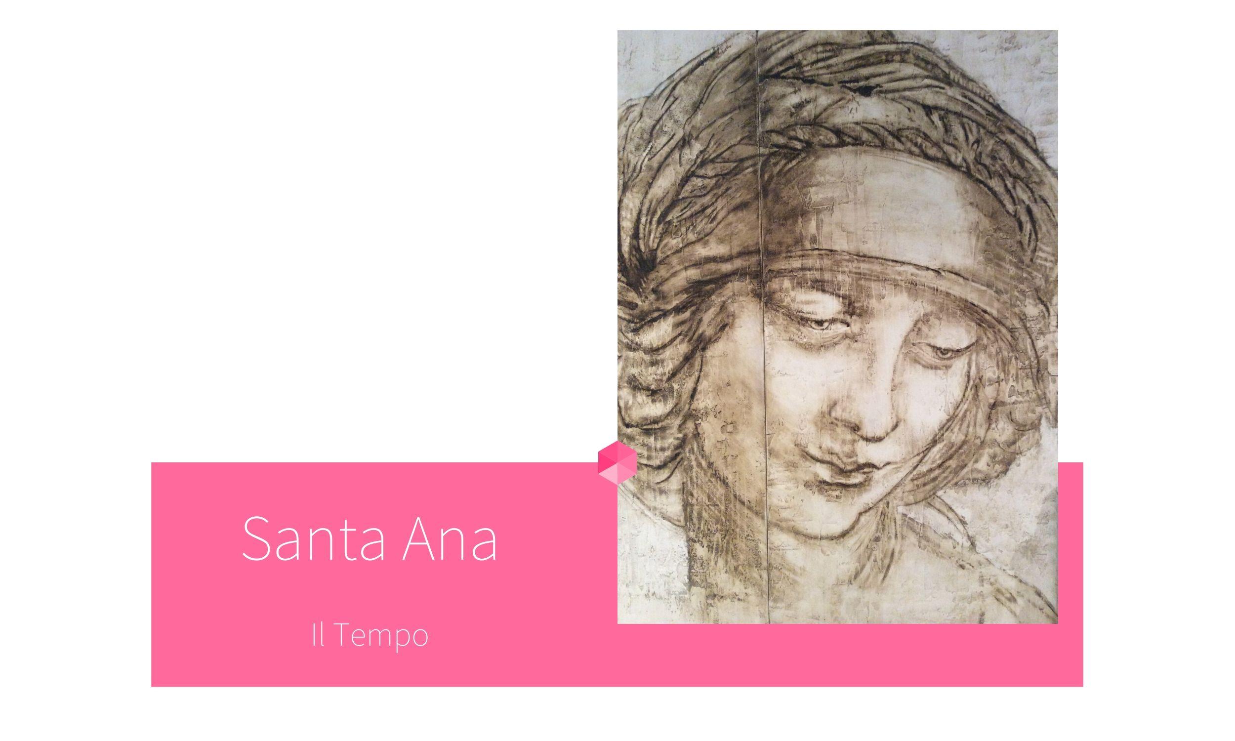 SANTA ANA | por C.J. Ruiz Colección Flor de Ziur | IL TEMPO