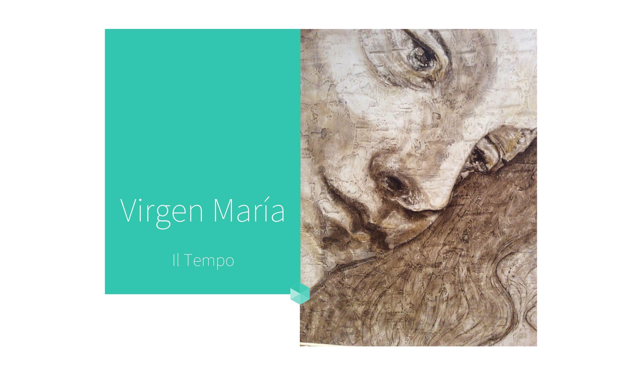 La Virgen Maria | por C.J.Ruiz Colección Flor de Ziur | IL TEMPO