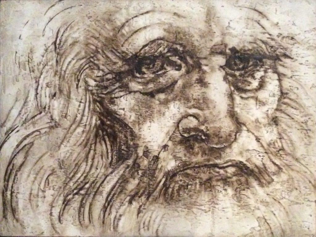 Leonardo Da Vinci | por C.J.Ruiz Nunproject.com