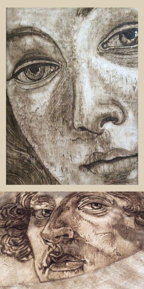 Botticelli y Simonetta | C.J.Ruiz Nunproject.com